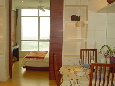 Fantastic Located Bangkok Apartment with Beautiful River View
