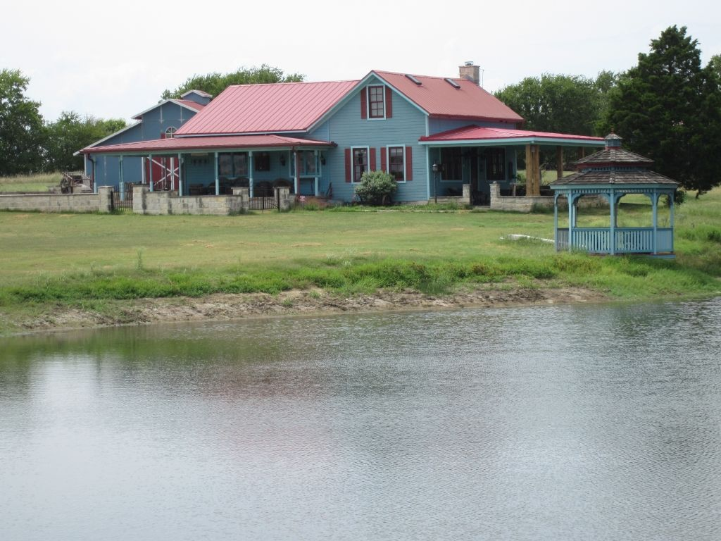 Rancho Encantado Texas Horse Farm With 2 Luxury Historic