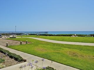 Pacific Beach condo photo - View from building's entrance door
