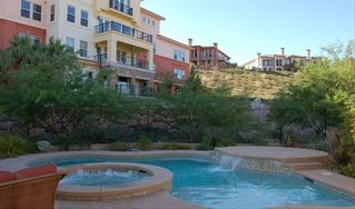 Lake Las Vegas house photo - Private swimming pool and spa operated by interior remote contol