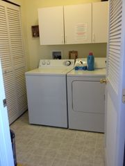 Wildwood condo photo - Full Size Laundry Room