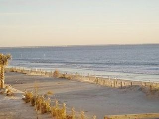 Tybee Island condo photo - View from your deck offers the best on the island.