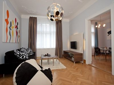 One bedroom apartment exclusive - Brehova 8