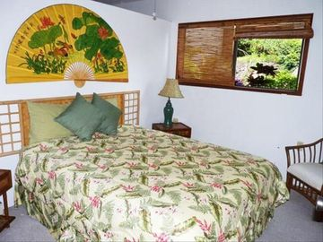 This is the Ohana Bedroom.