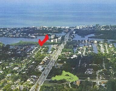 You are that close to Bonita Beach! You're at the Very End of that street