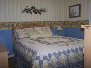Petoskey condo photo - Our second bedroom offers a queen size bed.