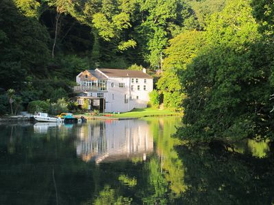 Golant cottage rental - The House Old Sawmills
