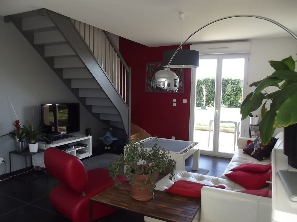 House, 110 square meters, with terrace