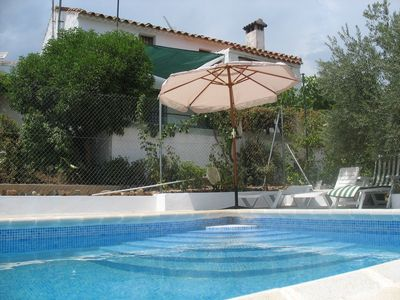 Cottage to rest and visit cities of Andalucia