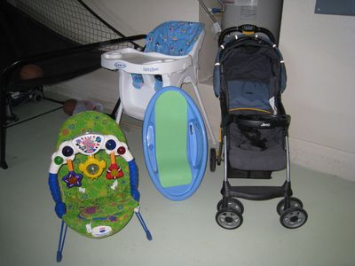 .Range of Baby Items