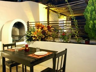 Playa del Carmen condo photo - romantic dinner
