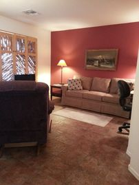 Sahuarita house rental - While waiting to see the Golf Course