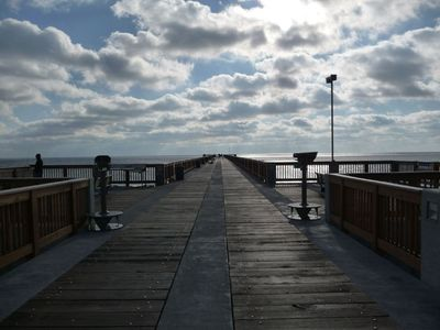 Brand New Fishing Pier completed early 2010