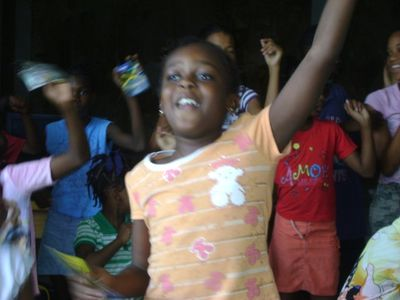 'BOSS' Our youth foundation trains hundreds of Kids each year in Jamaica.