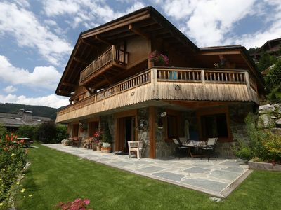 Apartment in a cottage in Grand Bornand