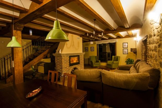 Self catering El Veredero for 16 people
