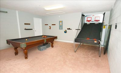 Our fully equipped games room will surely cater to the young @ heart.