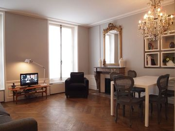 3rd Arrondissement Le Marais apartment rental - style and comfort