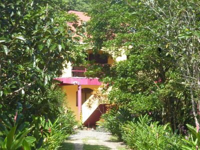 Bocas del Toro Beach & Rainforest Vacation Apartment Rental, minutes from town