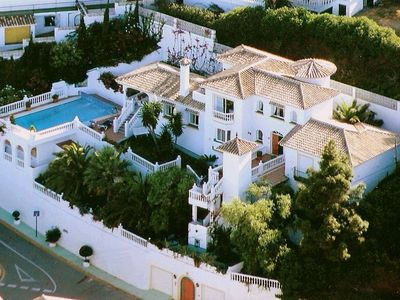 Mijas Costa villa rental - Villa Monte - the complete picture is yours!