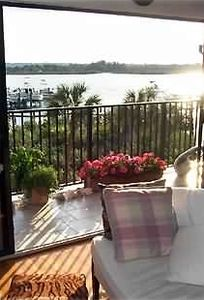 Direct View of Intracoastal From Living Room