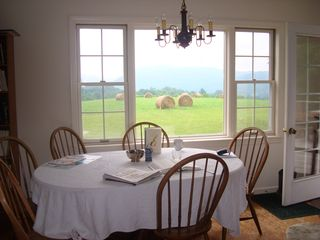 Middletown Springs house photo - dining area