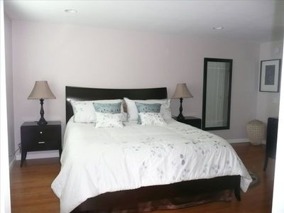 Marina del Rey house rental - Master Bedroom