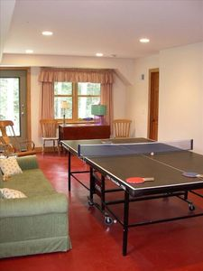 Gameroom - Lookout Mountain Chattanooga Vacation Rental