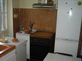 Typical provencal kitchen - Menton house vacation rental photo