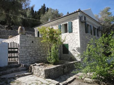 Paxos - Lakka Holiday Villa Christina Country House- 5 min walk to sea/village