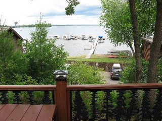 Breezy Point cabin photo - Why it's called 'BestView'