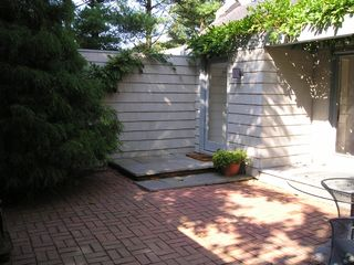 Wainscott Village house photo - Entry Courtyard