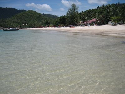 Ko Phangan bungalow rental - Thong Nai Pan Noi Beach