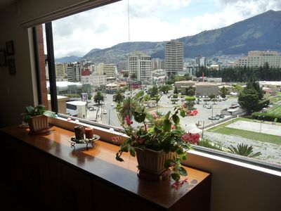 Beautiful View from Dining Area!
