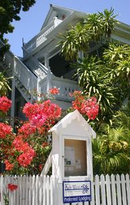 Key West condo rental - The Hollinsed House, 611 Southard Street