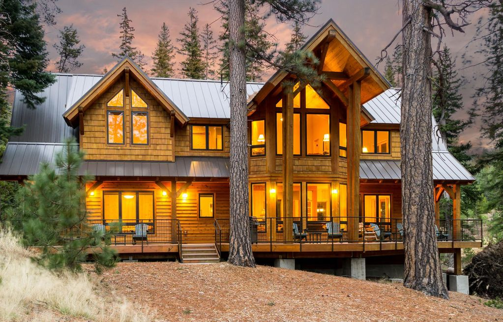 Spacious Luxury Cabin In A Spectacular Vrbo