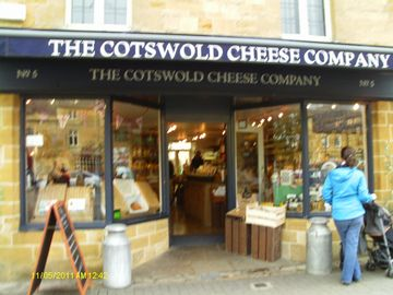 Cheese Shopr located in nearby Moreton in Marsh
