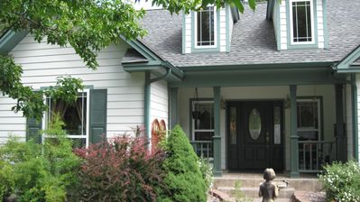 Whitefish house rental - Riverside Retreat - Main Entry