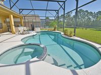 Stunning Pool Home in Gated Community - Spa, Game Room, WiFi & BBQ