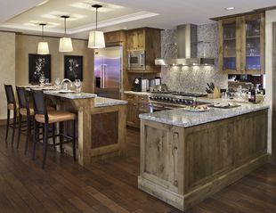 Aspen condo photo - Full gourmet kitchens with stainless steel appliances & fully stocked housewares