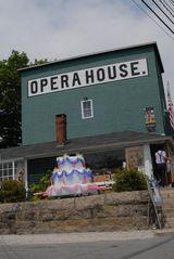 Deer Isle - Stonington house photo - Opera House - 100 years in 2012