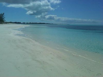 North Caicos villa rental - Does it need any words?