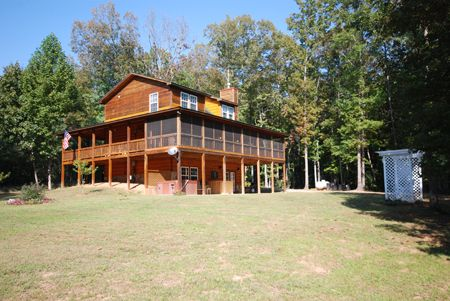 Blairsville vacation rental vrbo 442908 3 br northeast for Mobili cabina blairsville ga