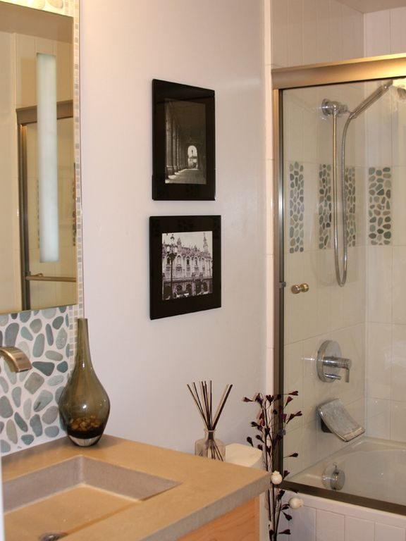 Beautifully designed bathrooms