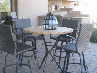 Fountain Hills house photo - 2 Bar height tables (2nd larger one not in picture)