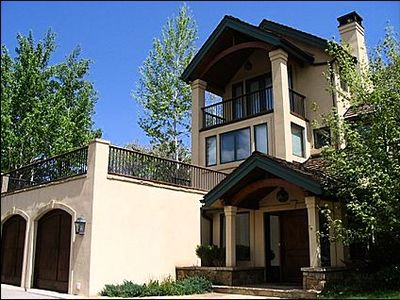 Aspen townhome rental - Beautiful Contemporary Home