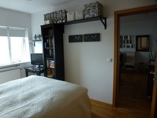 The master bedroom - South Iceland apartment vacation rental photo