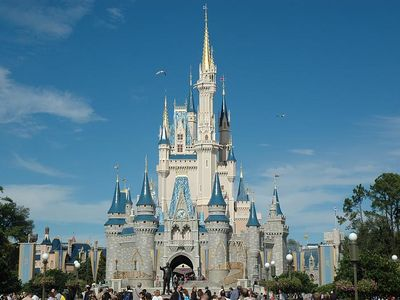 10 minutes from Disney World