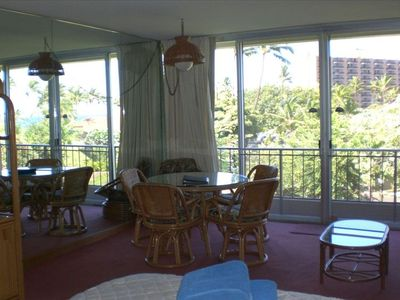 Dining Area, Balcony