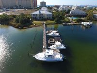 BOAT DOCK & PRIVATE BEACH ACCESS IN LUXURY